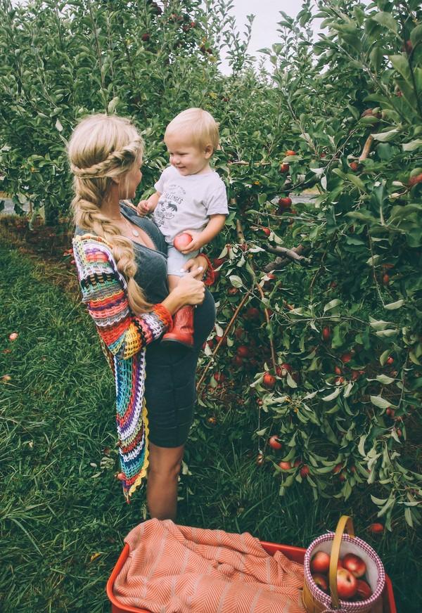 4 gia đình nhỏ xinh trên Instagram này sẽ khiến bạn muốn lập gia đình ngay lập tức! - Ảnh 2.