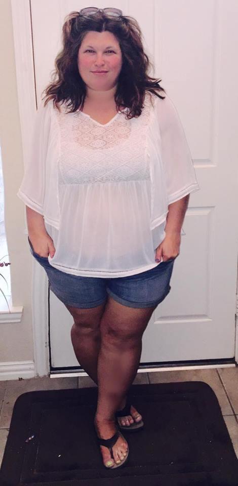 Bị chê quá béo để mặc quần shorts, cô nàng này đã có lời đáp trả vô cùng ý nghĩa - Ảnh 1.