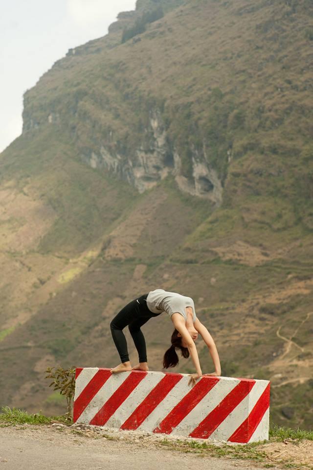Tập Yoga tại tất cả mọi nơi mình đi qua - cô gái người Việt này đang truyền cảm hứng cho rất nhiều người! - Ảnh 5.
