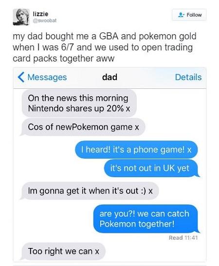 Hơn cả một trò chơi, Pokémon GO! còn giúp gắn kết người thân trong gia đình - Ảnh 3.