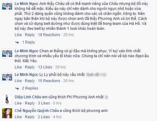 Tranh cãi về nghi vấn team Phạm Hương được thiên vị trong tập 3 The Face - Ảnh 4.