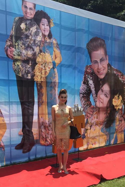 Lộ clip đám cưới bí mật long trọng của MC Thanh Bạch và nữ đại gia - Ảnh 9.