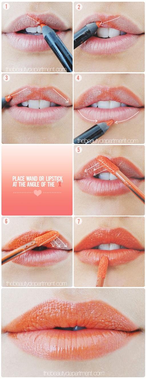 10 tips không bao giờ cũ với các cô nàng nghiện son môi - Ảnh 2.