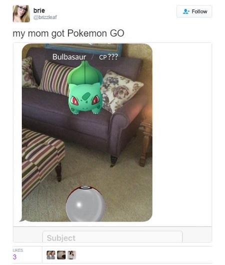 Hơn cả một trò chơi, Pokémon GO! còn giúp gắn kết người thân trong gia đình - Ảnh 10.