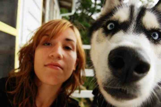 Ngắm những chú cún là thiên tài selfie siêu dễ thương - Ảnh 5.