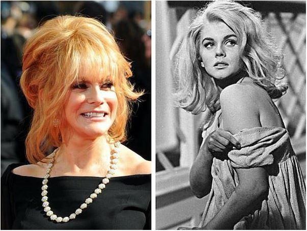 Thời trẻ, những nữ diễn viên gạo cội này xinh đẹp và gợi cảm đến bất ngờ! - Ảnh 9.