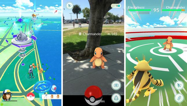 Vừa ra mắt, Pokemon GO! đã thành trào lưu hot nhất hiện nay - Ảnh 1.