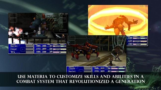 Huyền thoại tuổi thơ Final Fantasy VII đã có mặt trên Android - Ảnh 2.