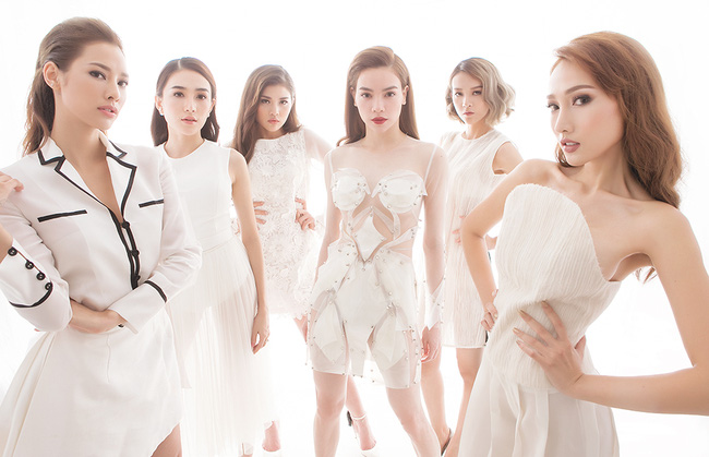 3 bộ hình thời trang của The Face Việt đã lên sóng, team nào mới thực sự xuất sắc nhất? - Ảnh 8.