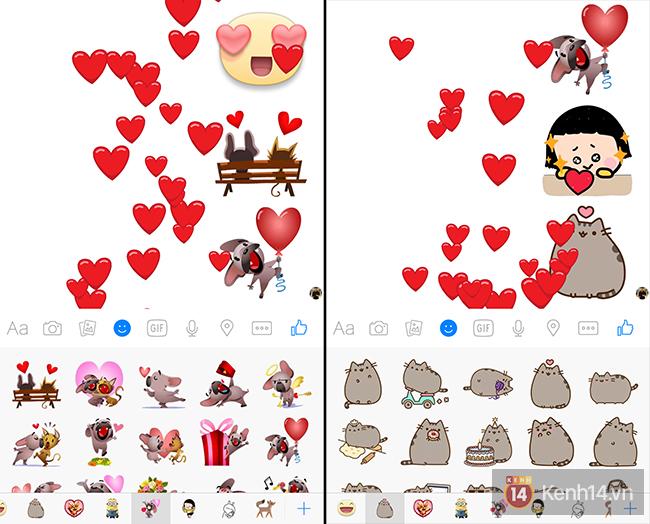 Dân chơi Facebook Messenger là phải biết những tính năng ẩn này - Ảnh 5.