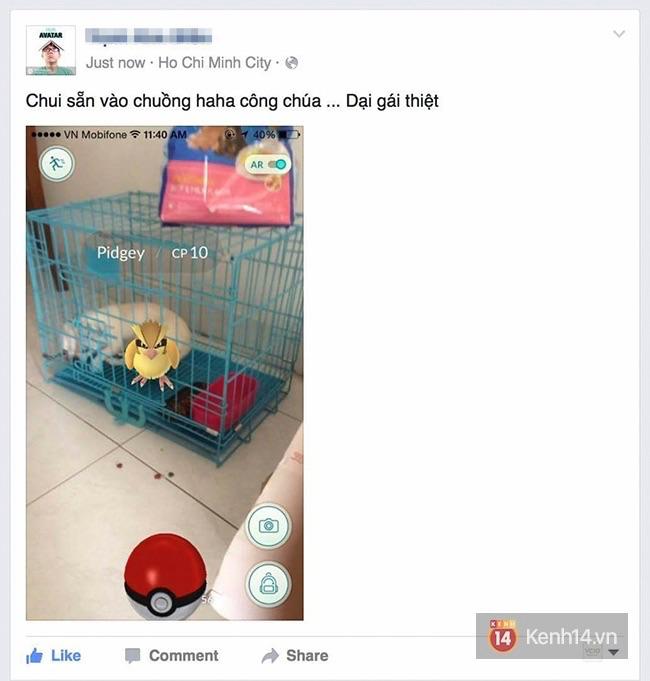 Vừa ra mắt, Pokemon GO! đã thành trào lưu hot nhất hiện nay - Ảnh 8.