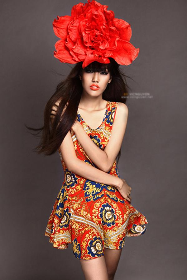 Đào lại những bộ ảnh thời trang thuở chân quê của 3 Giám khảo The Face Việt - Ảnh 32.