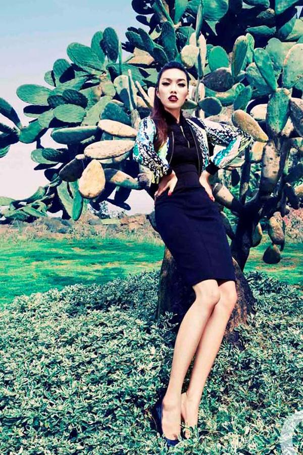 Đào lại những bộ ảnh thời trang thuở chân quê của 3 Giám khảo The Face Việt - Ảnh 26.