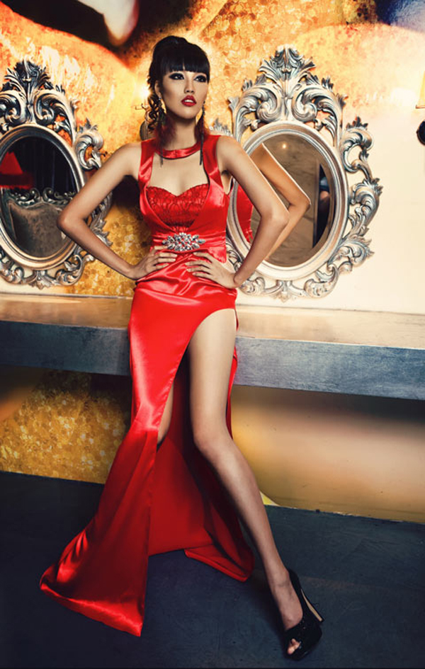 Đào lại những bộ ảnh thời trang thuở chân quê của 3 Giám khảo The Face Việt - Ảnh 28.