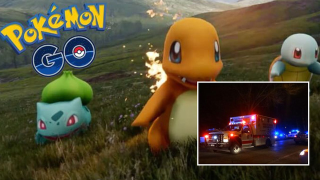 Quá mải mê bắt Pokémon, những bi kịch đau lòng đã xảy ra - Ảnh 2.