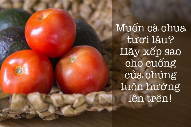 8 mẹo vặt giúp giữ rau củ quả tươi lâu mà ai cũng phải biết - Ảnh 4.