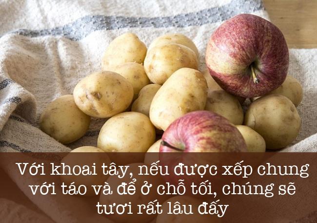 8 mẹo vặt giúp giữ rau củ quả tươi lâu mà ai cũng phải biết - Ảnh 5.