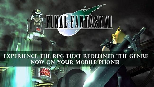 Huyền thoại tuổi thơ Final Fantasy VII đã có mặt trên Android - Ảnh 1.