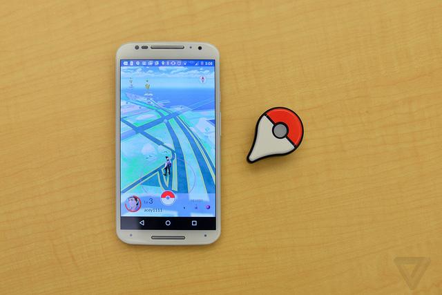 Pokémon Go chính thức có mặt trên Android và iOS, tải về ngay nào - Ảnh 1.