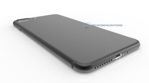 Ngắm iPhone 7 đen quyến rũ với phím Home cảm ứng hoàn toàn mới - Ảnh 4.
