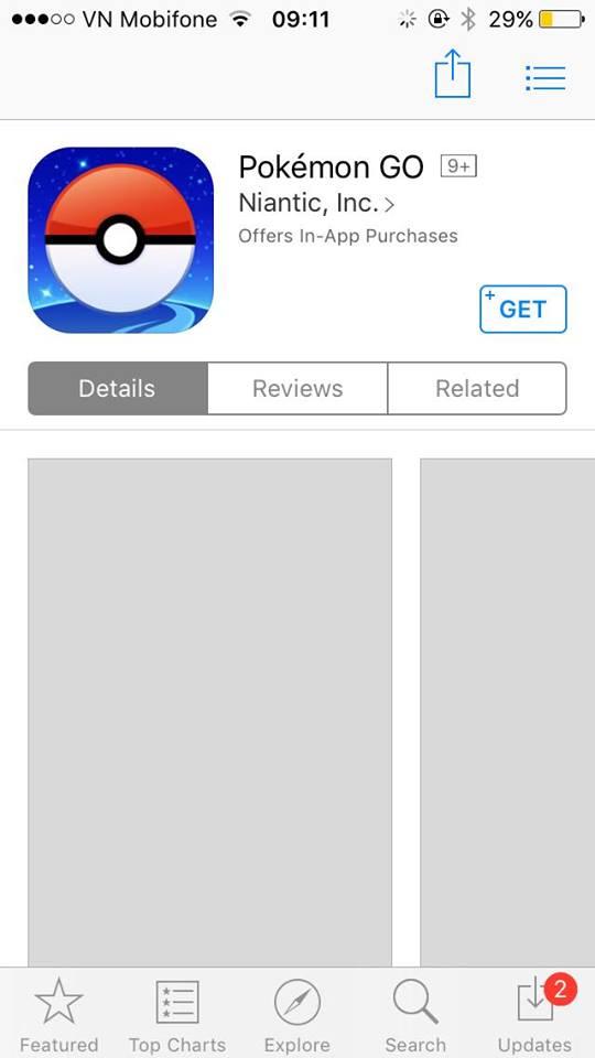 Pokémon Go chính thức có mặt trên Android và iOS, tải về ngay nào - Ảnh 2.