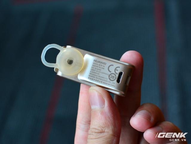 Vòng đeo tay Huawei TalkBand B2: theo dõi sức khỏe, kiêm luôn tai nghe không dây - Ảnh 6.
