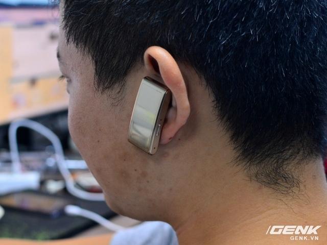 Vòng đeo tay Huawei TalkBand B2: theo dõi sức khỏe, kiêm luôn tai nghe không dây - Ảnh 7.