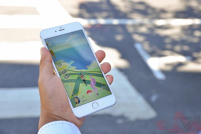 Lợi dụng Pokémon GO!, thực hiện trót lọt 11 vụ cướp - Ảnh 1.