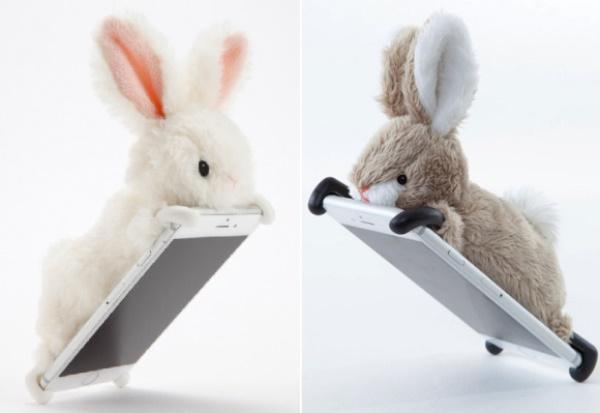 Ốp điện thoại siêu dễ thương dành cho ai mê thú bông - Ảnh 1.