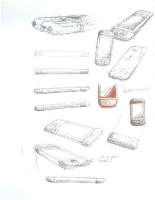 Ngắm mẫu thiết kế xấu không nuốt nổi và những hạn chế của chiếc iPhone đầu tiên - Ảnh 2.