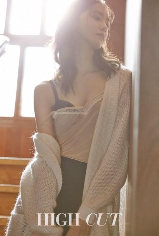 Lộ hẳn áo ngực trên tạp chí, Yoona đã không còn là Yoona của ngày hôm qua! - Ảnh 3.