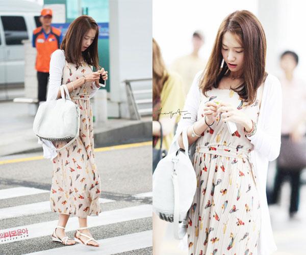 Lộ hẳn áo ngực trên tạp chí, Yoona đã không còn là Yoona của ngày hôm qua! - Ảnh 1.