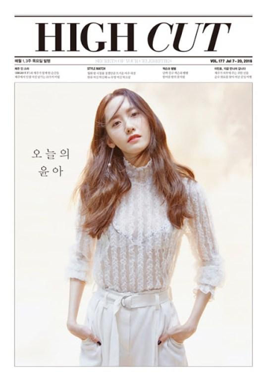 Lộ hẳn áo ngực trên tạp chí, Yoona đã không còn là Yoona của ngày hôm qua! - Ảnh 6.