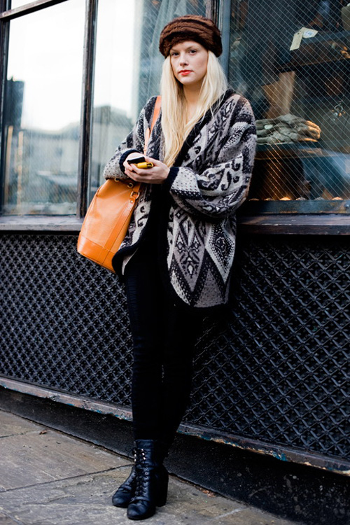 5 kiểu áo khoác bạn cần có cho Thu/Đông 2012 8