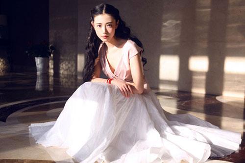 Những hot girl Trung Quốc có vẻ đẹp thiên thần 34