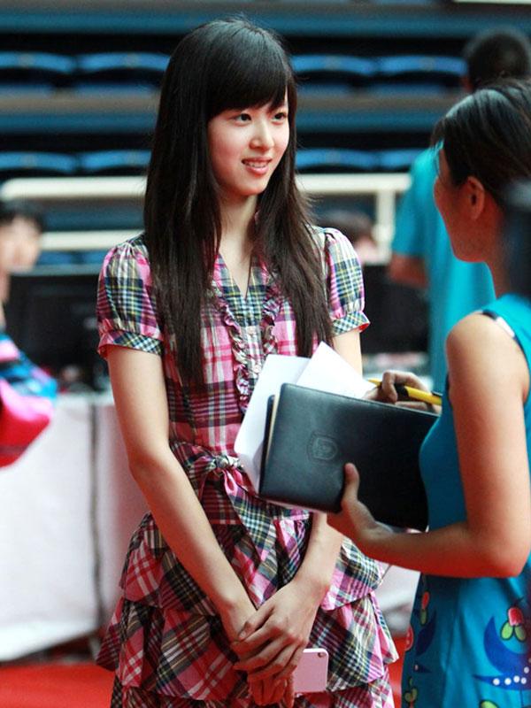 Những hot girl Trung Quốc có vẻ đẹp thiên thần 6