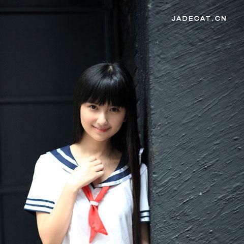 Những hot girl Trung Quốc có vẻ đẹp thiên thần 41