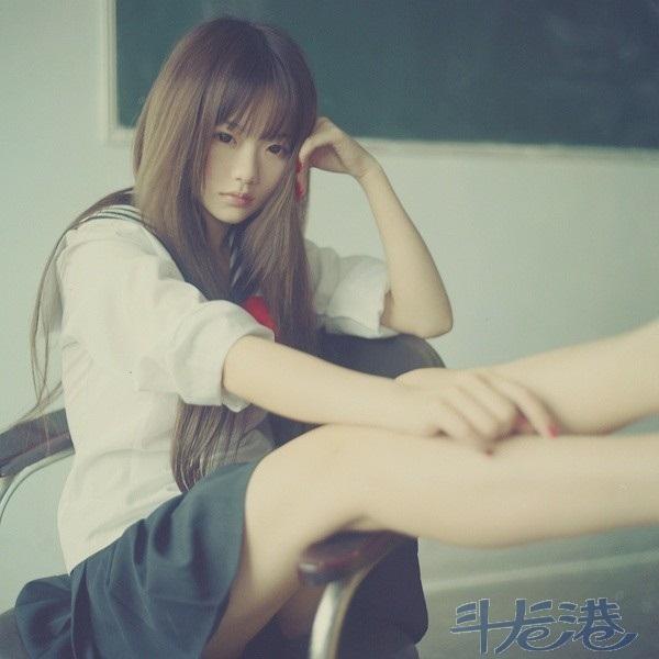 Những hot girl Trung Quốc có vẻ đẹp thiên thần 19