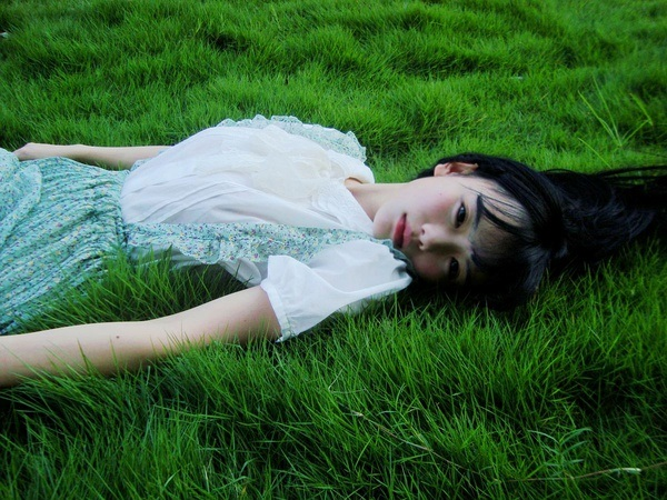 Những hot girl Trung Quốc có vẻ đẹp thiên thần 28