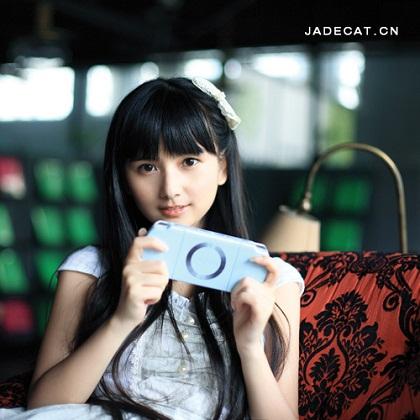 Những hot girl Trung Quốc có vẻ đẹp thiên thần 47