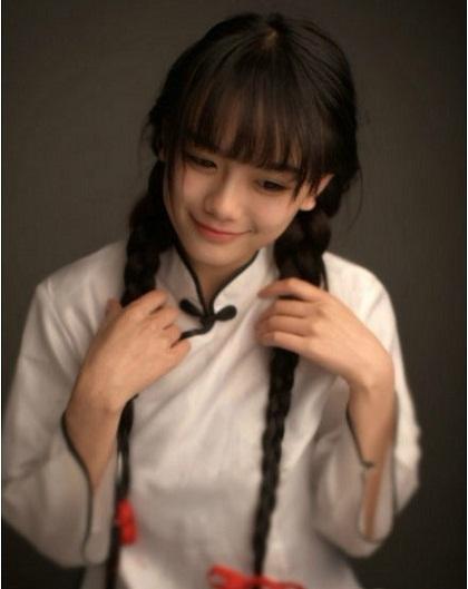 Những hot girl Trung Quốc có vẻ đẹp thiên thần 31