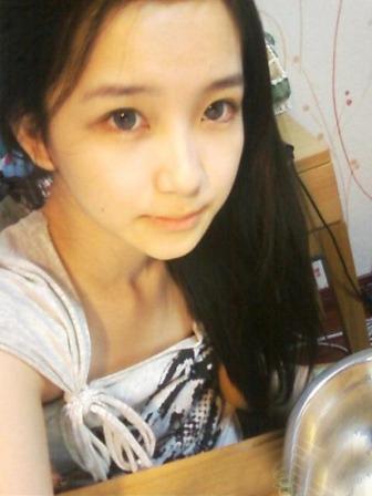 Những hot girl Trung Quốc có vẻ đẹp thiên thần 55