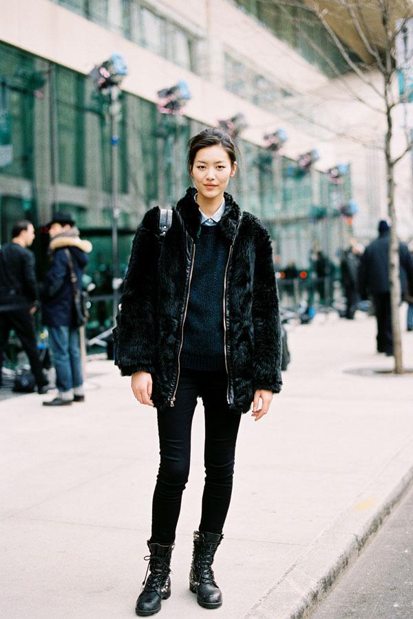Phong cách cá tính, thời thượng của siêu mẫu số 1 châu Á - Liu Wen 13