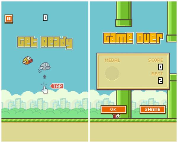 Flappy Bird kiếm tiền tỷ mỗi ngày từ quảng cáo 2