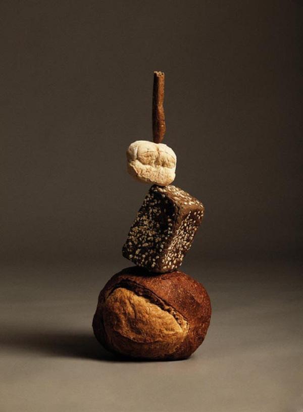 """Ứng dụng tâm trọng điểm: Bánh mì """"làm xiếc"""" thăng bằng 4"""