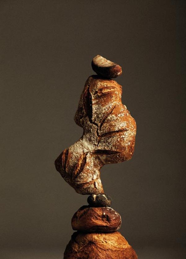 """Ứng dụng tâm trọng điểm: Bánh mì """"làm xiếc"""" thăng bằng 6"""