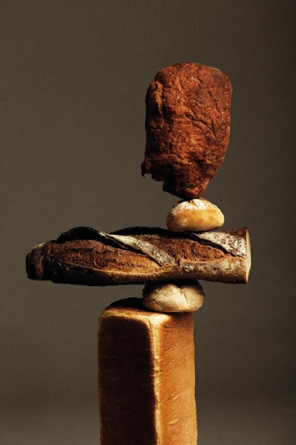 """Ứng dụng tâm trọng điểm: Bánh mì """"làm xiếc"""" thăng bằng 7"""