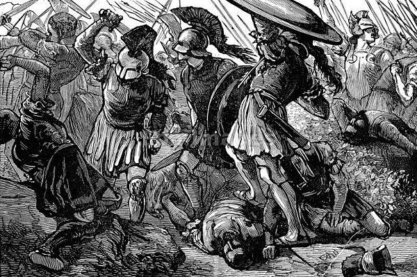 Đội quân đồng tính bất bại thời Hy Lạp cổ đại 7
