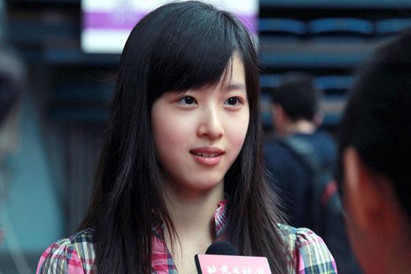 Những hot girl Trung Quốc có vẻ đẹp thiên thần 4
