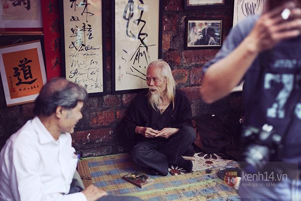 An Japan, Khả Ngân dạo phố đầu xuân, xin chữ ông đồ 13